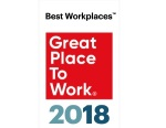 15/04/2018 - Nutricia Italia nella TOP 10 di Great Place To Work